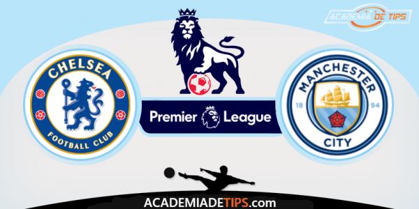 Chelsea x Manchester City,Prognóstico, Analise e Apostas - Premier League