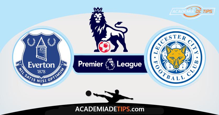 Everton vs Leicester City,Prognóstico, Analise e Apostas - Premier League