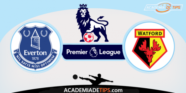 Everton vs Watford, Prognóstico, Analise e Apostas - Premier League