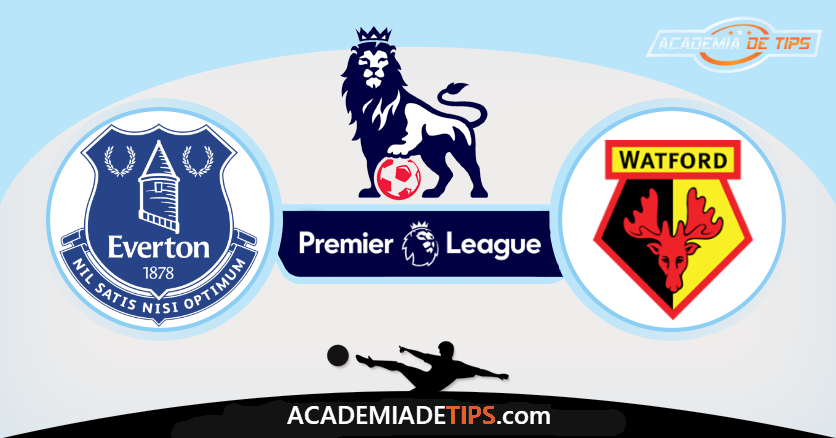 Everton vs Watford,Prognóstico, Analise e Apostas - Premier League