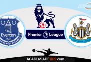 Everton x Newcastle,Prognóstico, Analise e Apostas - Premier League