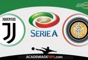 Juventus x Inter, Prognóstico, Analise e Apostas Online - Serie A