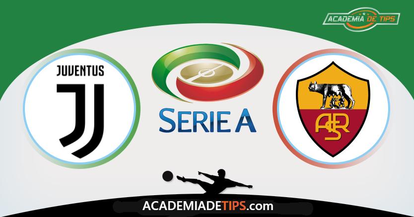 Juventus x Roma, Prognóstico, Analise e Apostas Online - Serie A