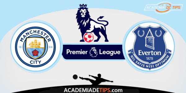 Manchester City x Everton, Prognóstico, Analise e Apostas - Premier League