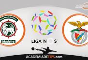 Marítimo x Benfica, Prognóstico, Analise e Apostas Online - Liga NOS