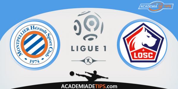 Montpellier x Lille, Prognóstico, Analise e Apostas - Ligue 1