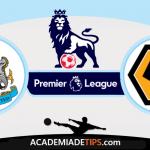 Newcastle vs Wolverhampton,Prognóstico, Analise e Apostas – Premier League