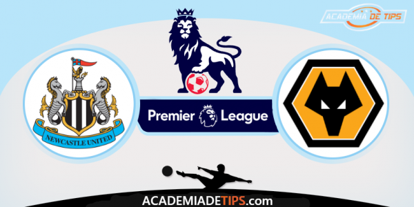 Newcastle vs Wolverhampton, Prognóstico, Analise e Apostas - Premier League
