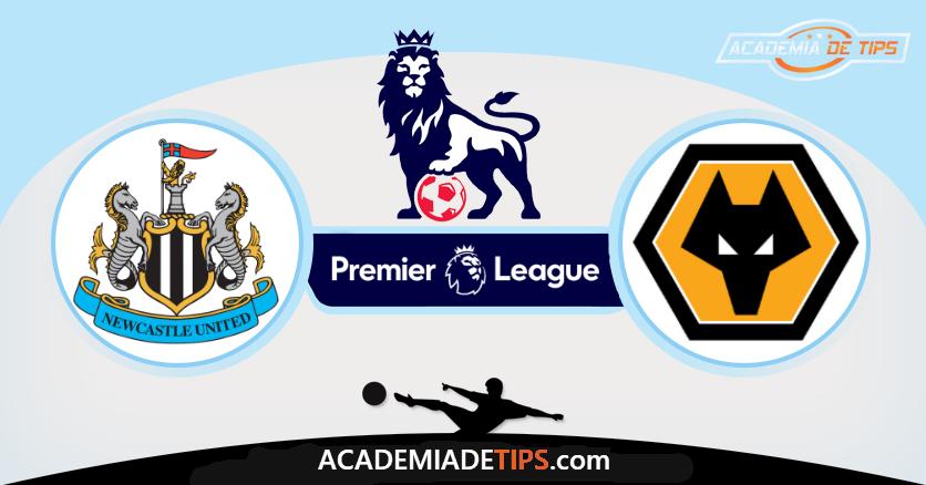 Newcastle vs Wolverhampton,Prognóstico, Analise e Apostas - Premier League
