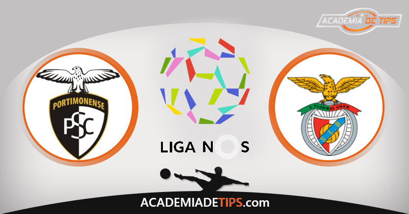 Portimonense vs Benfica, Prognóstico, Analise e Apostas Online - Liga NOS