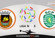 Rio Ave x Sporting, Prognóstico, Analise e Apostas Online - Liga NOS