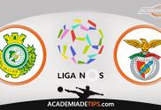 Setúbal x Benfica, Prognóstico, Analise e Apostas Online - Liga NOS