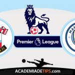 Southampton vs Manchester City,Prognóstico, Analise e Apostas – Premier League