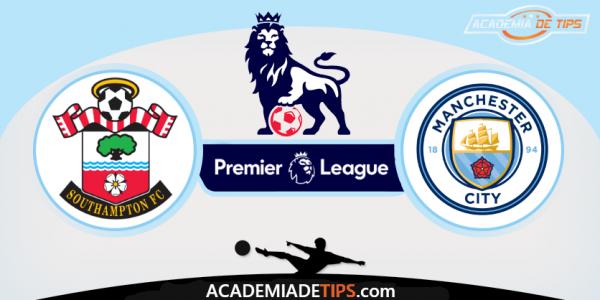 Southampton vs Manchester City,Prognóstico, Analise e Apostas - Premier League