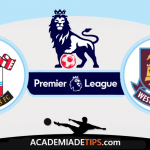 Southampton vs West Ham, Prognóstico, Analise e Apostas – Premier League