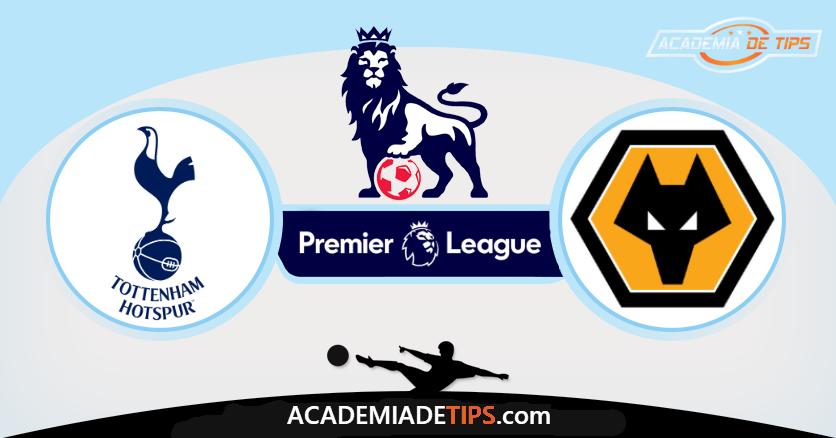 Tottenham vs Wolverhampton,Prognóstico, Analise e Apostas - Premier League