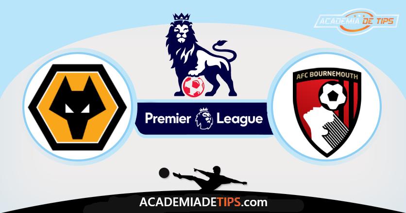 Wolverhampton x Bournemouth,Prognóstico, Analise e Apostas - Premier League