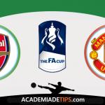 Arsenal vs Manchester UnitedApostas, Prognóstico, e Analise – Fa Cup