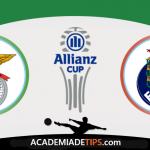 Benfica vs FC Porto, Apostas e Prognóstico – Taça da Liga Allianz Cup