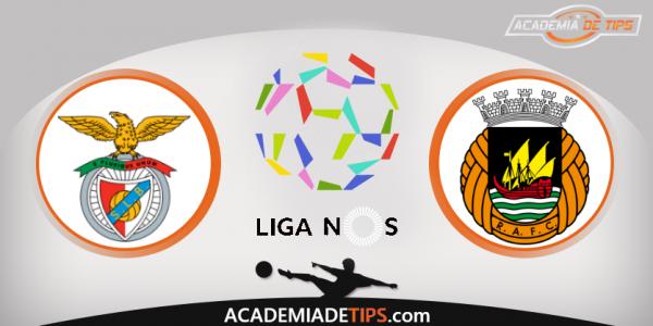 Benfica x Rio Ave, Prognóstico, Analise e Apostas Online - Liga NOS