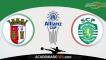 Braga vs Sporting, Apostas e Prognóstico – Allianz Cup