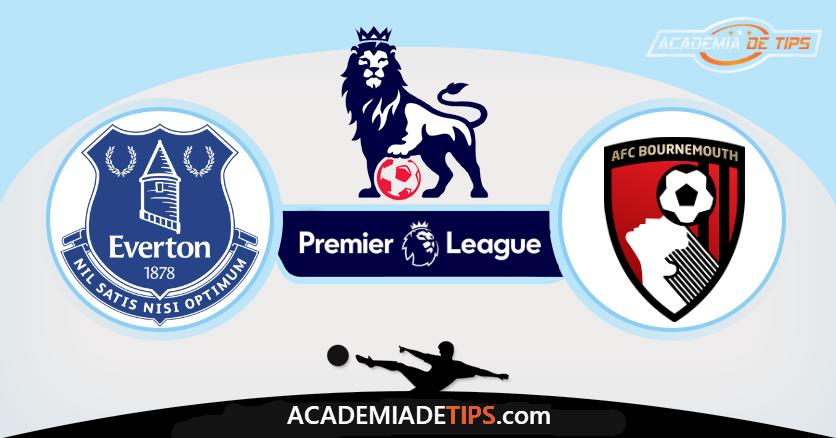 Everton vs Bournemouth,Prognóstico, Analise e Apostas - Premier League