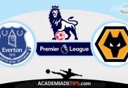 Everton vs Wolverhampton,Prognóstico, Analise e Apostas - Premier League
