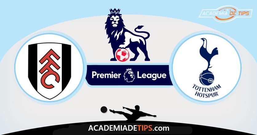 Fulham vs Tottenham,Prognóstico, Analise e Apostas - Premier League