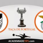 Guimarães vs Benfica, Prognóstico, Analise e Apostas – Taça de Portugal