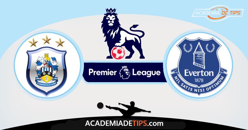 Huddersfield vs Everton,Prognóstico, Analise e Apostas - Premier League