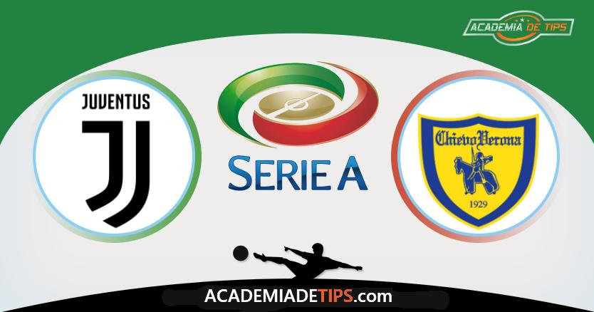 Juventus vs Chievo, Prognóstico, Analise e Apostas Online - Serie A