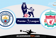 Manchester City vs Liverpool, Prognóstico, Analise e Apostas - Premier League