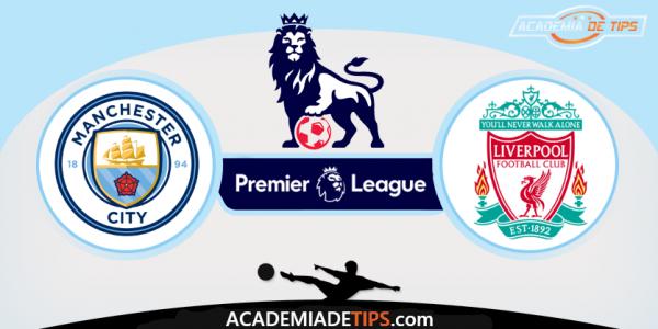 Manchester City vs Liverpool,Prognóstico, Analise e Apostas - Premier League