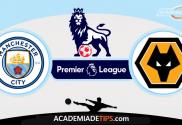 Manchester City vs Wolverhampton,Prognóstico, Analise e Apostas - Premier League