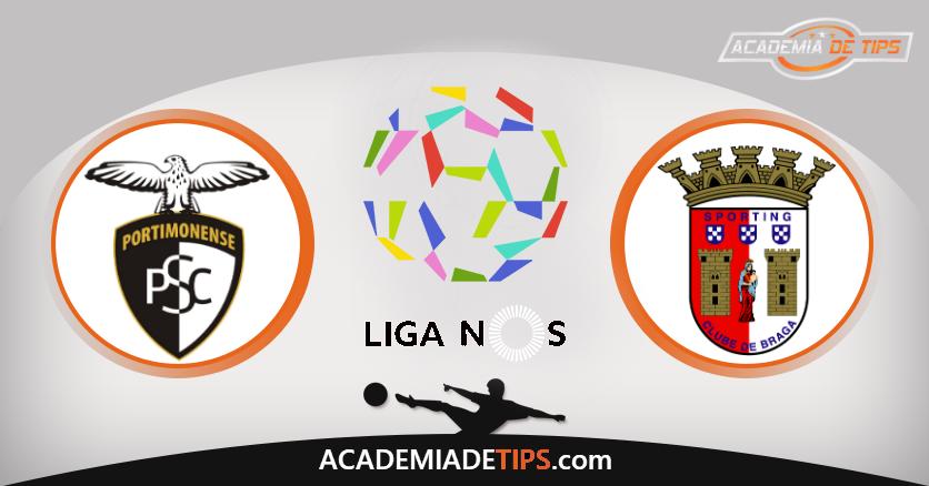 Portimonense vs Braga , Prognóstico, Analise e Apostas - Liga NOS