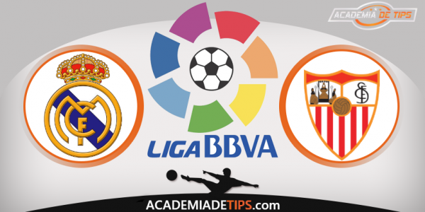 Real Madrid vs Sevilla, Prognóstico, Analise e Apostas - La Liga