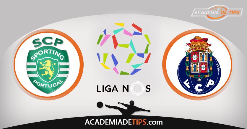 Sporting x FC Porto, Prognóstico, Analise e Apostas Online - Liga NOS