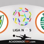 Tondela x Sporting, Prognóstico, Analise e Apostas Online – Liga NOS
