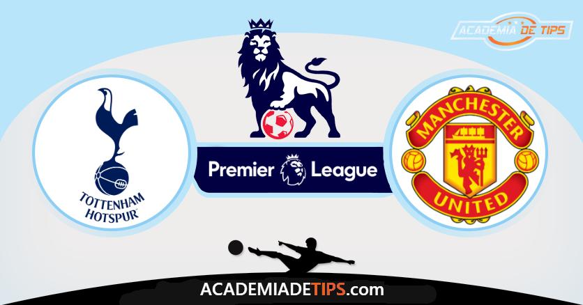 Tottenham vs Manchester United,Prognóstico, Analise e Apostas - Premier League