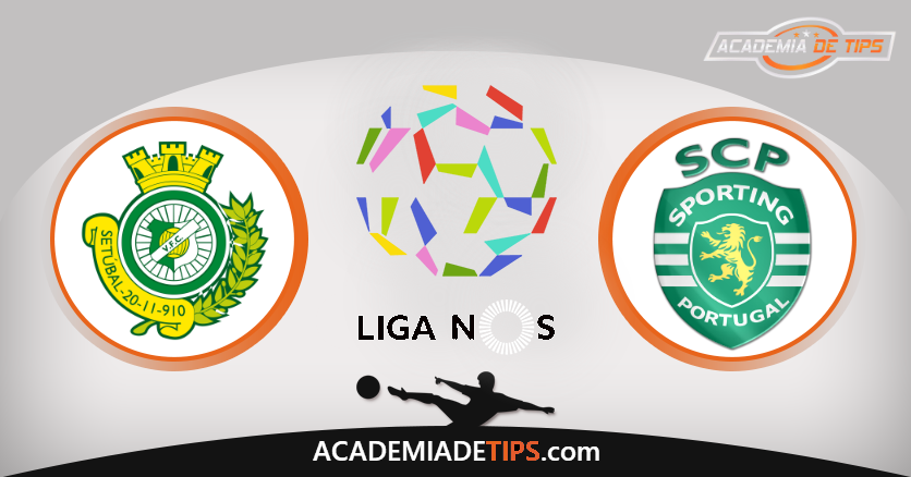 Vitória de Setúbal vs Sporting, Apostas, Prognóstico e Analise da Liga NOS