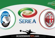 Atalanta vs AC Milan, Prognóstico, Analise e Apostas Online - Serie A