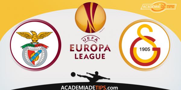 Benfica vs Galatasaray, Prognóstico, Analise e Apostas Liga Europa