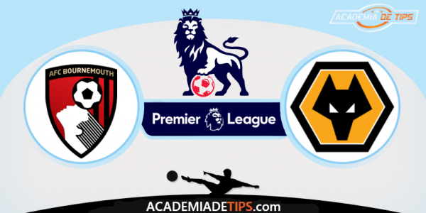 Bournemouth vs Wolverhampton, Prognóstico, Analise e Apostas - Premier League
