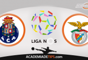 FC Porto vs Benfica,Prognóstico, Analise e Apostas - Liga NOS