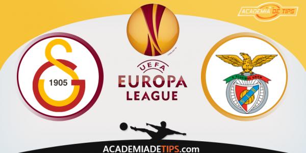 Galatasaray vs Benfica, Prognóstico, Analise e Apostas Liga Europa