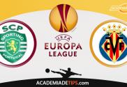 Sporting vs Villarreal, Apostas, Prognóstico e Analise da UEFA Europa League