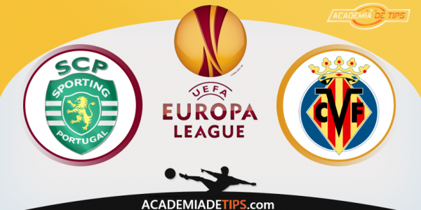 Sporting vs Villarreal, Apostas, Prognóstico e Analise da UEFA Europa League