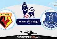 Watford vs Everton,Prognóstico, Analise e Apostas - Premier League