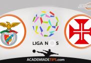 Benfica vs Belenenses,Prognóstico, Analise e Apostas - Liga NOS