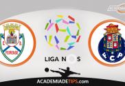 Feirense vs Porto , Prognóstico, Apostas e Analise da Liga NOS